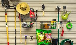 Wall Rack Accessory Garden Kit